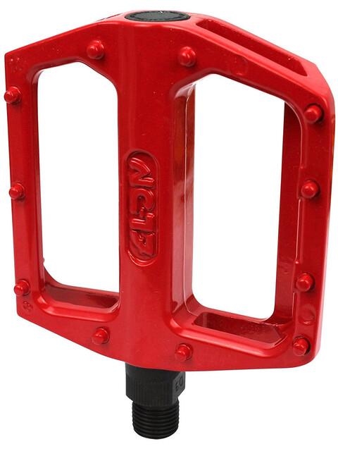 NC-17 STD Zero Pro Pedały czerwony